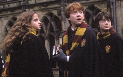 Szalik Gryffindoru