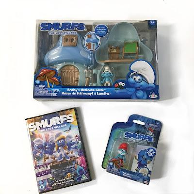smurfs-merchandise