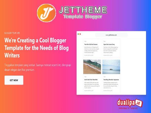 Template Gratis Blogger JetTheme