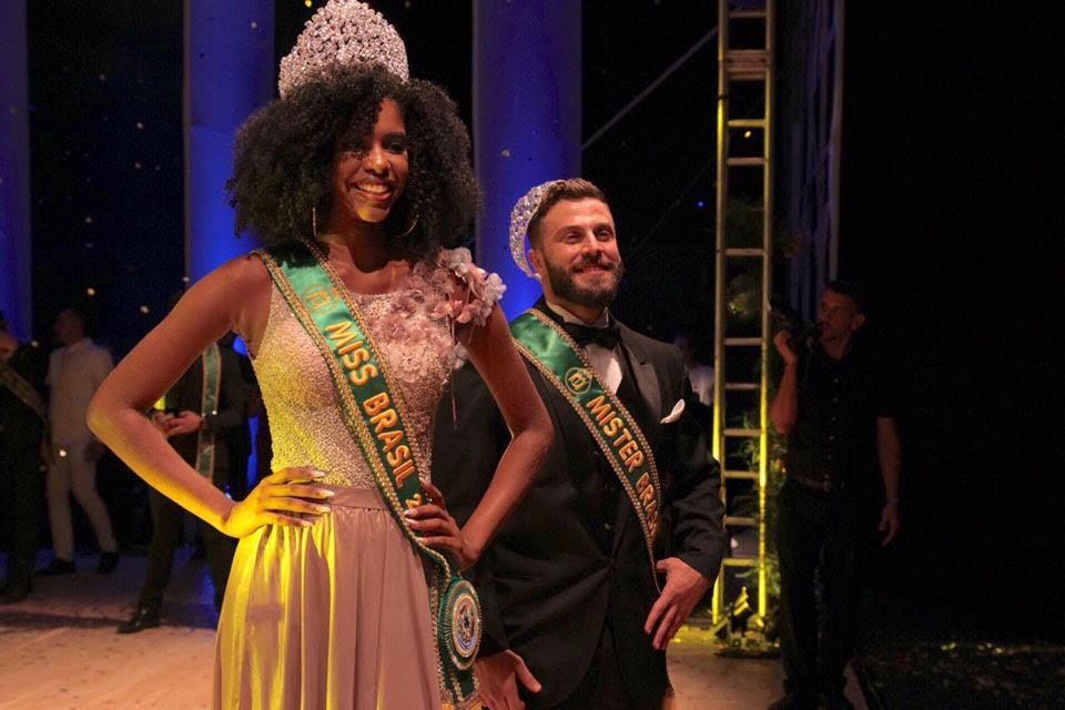 Miss e Mister Brasil 2018. Foto: Rubens Apolinário