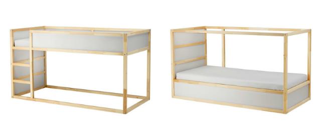 ikea hack la cama kura handbox craft lovers comunidad diy tutoriales diy kits diy. Black Bedroom Furniture Sets. Home Design Ideas