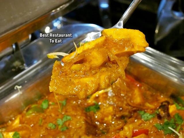 Royal Darbar Restaurant Buffet Kadhai Paneer