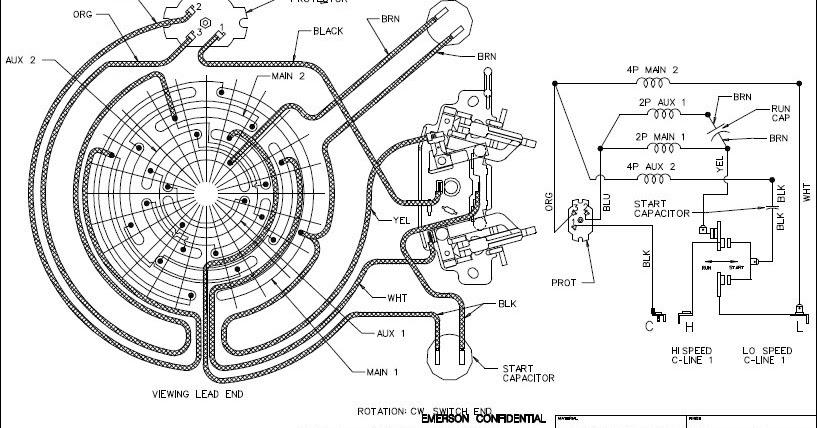 Ao Smith Motor alternative parts on