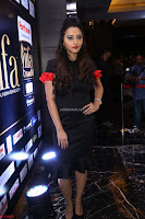 Meghana Gore looks super cute in Black Dress at IIFA Utsavam Awards press meet 27th March 2017 44.JPG