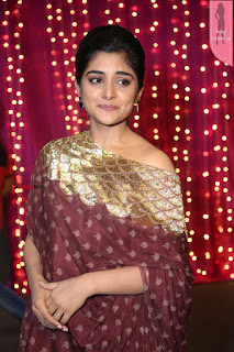Niveda Thomas Looks Super cute at Zee Telugu Apasara Awards 2017 06