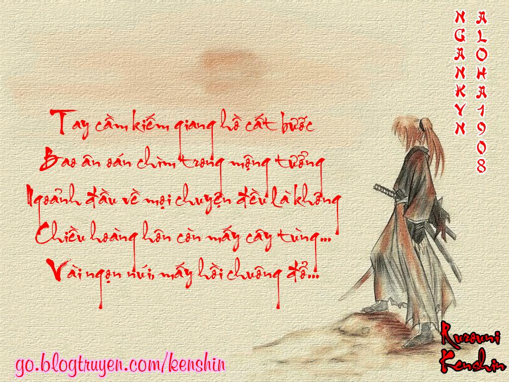 Rurouni Kenshin chap 35 trang 20