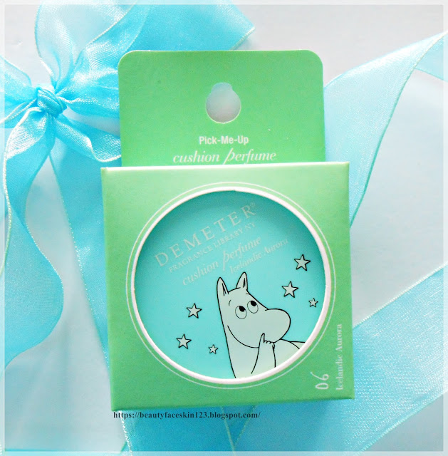 Demeter Fragrance Library NY Gel Perfume Moomin gel cushion perfume