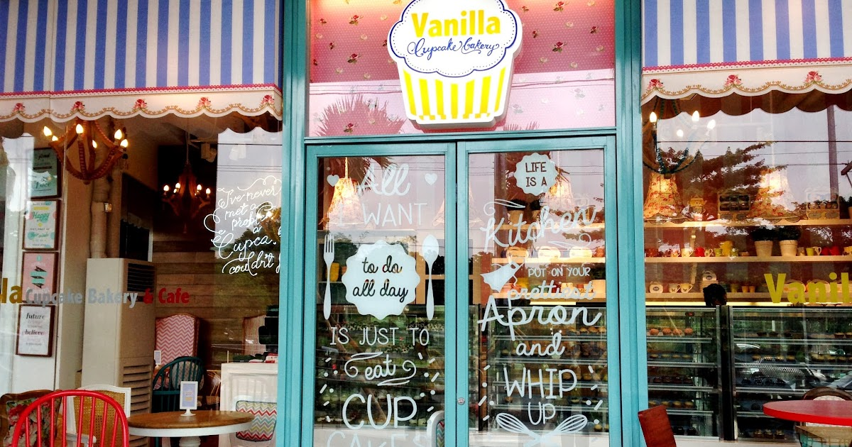 Ulmer Pizza Service Tetadventurer: Vanilla Cupcake Bakery Finally Now @ Up