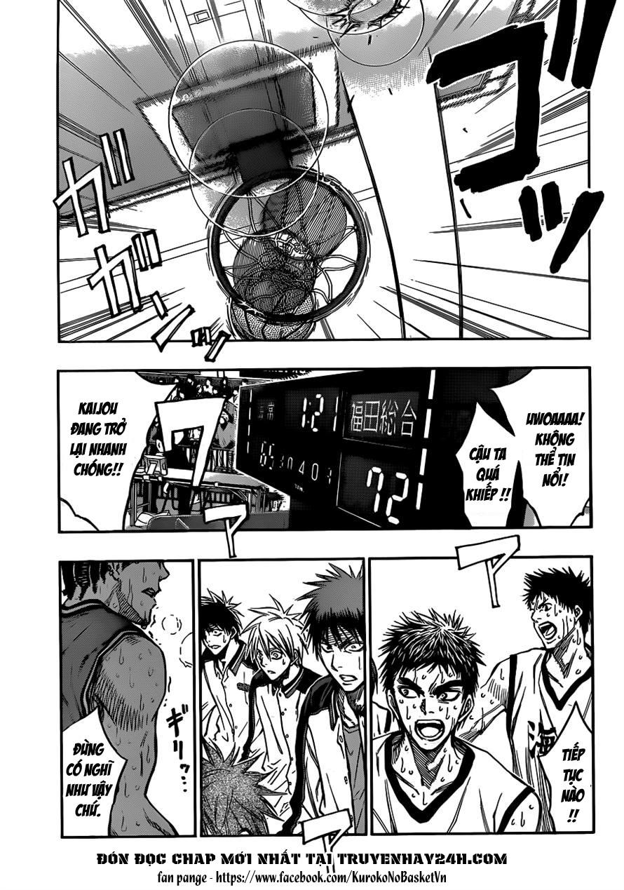 Kuroko No Basket chap 173 trang 3