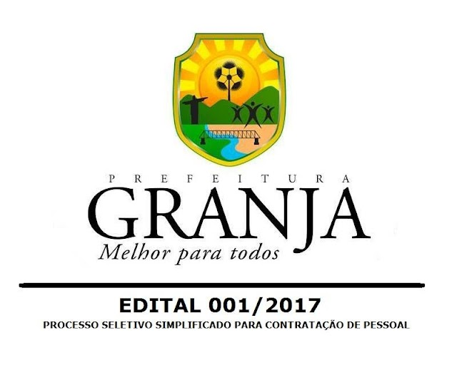 Prefeitura de Granja lança edital para Processo Seletivo; confira vagas e salários