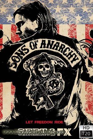 Sons of Anarchy Temporada 1 [720p] [Latino-Ingles] [MEGA]