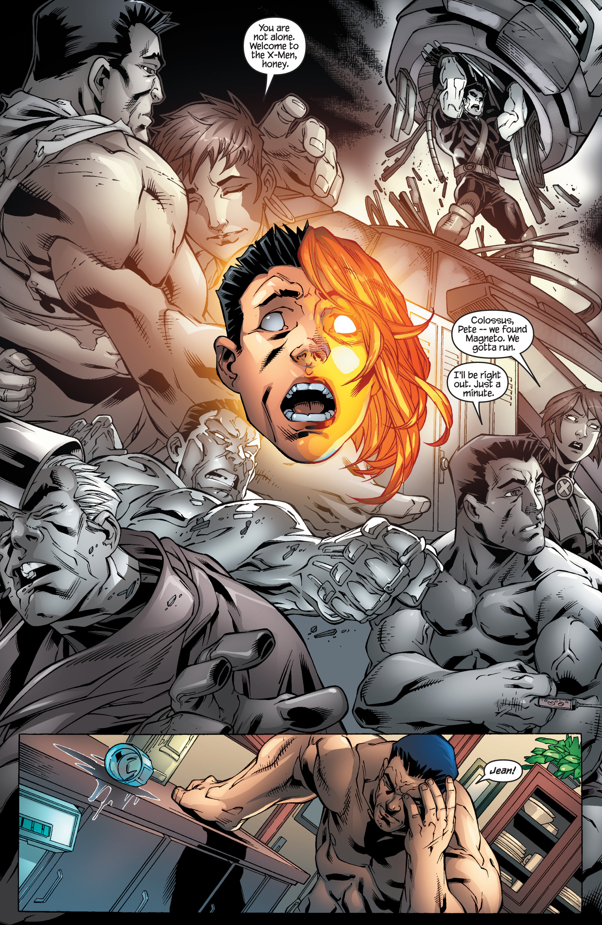 Read online Ultimate X-Men comic -  Issue #94 - 18