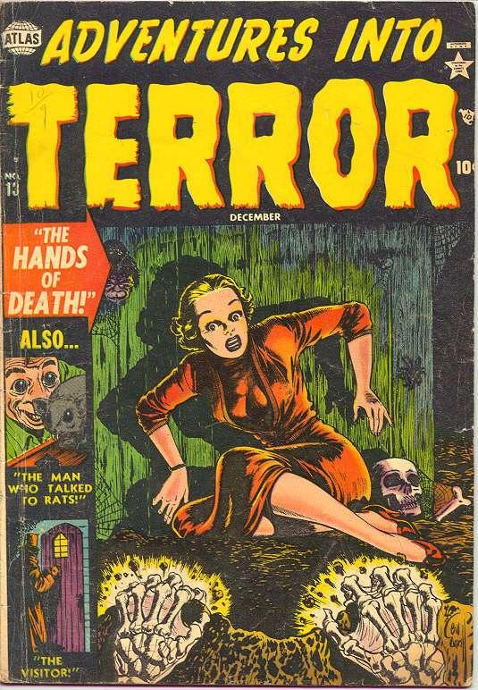 Adventures into Terror 13 Page 1