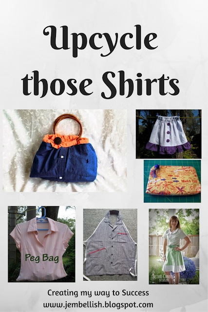 Upcycling Shirts