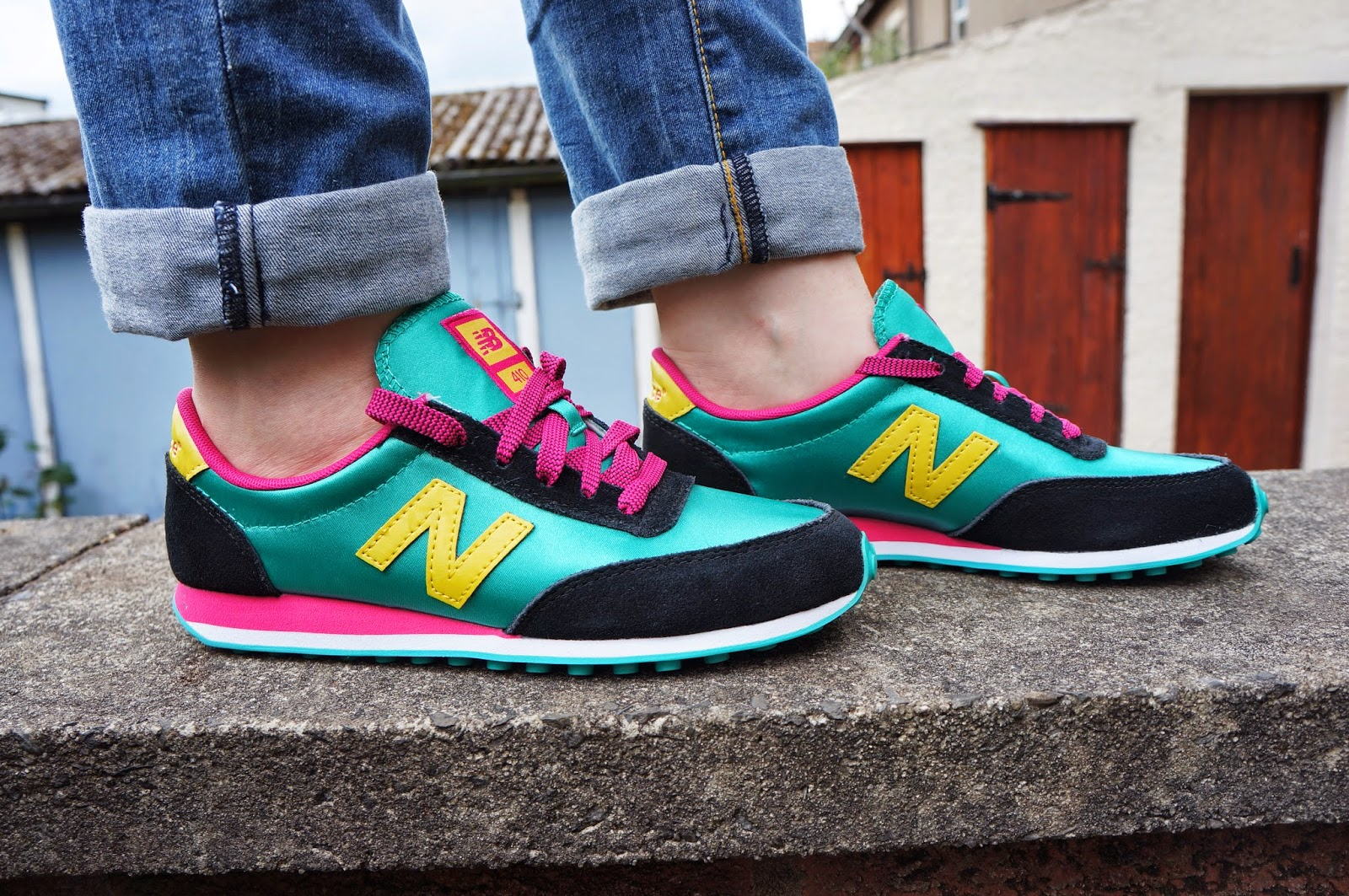 KENDAL CALLING :: PUT YOUR FEET TO THE TEST WITH NEW BALANCE