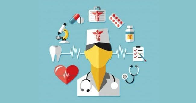 Enfasis Ciencias De La Salud Ramas De La Salud