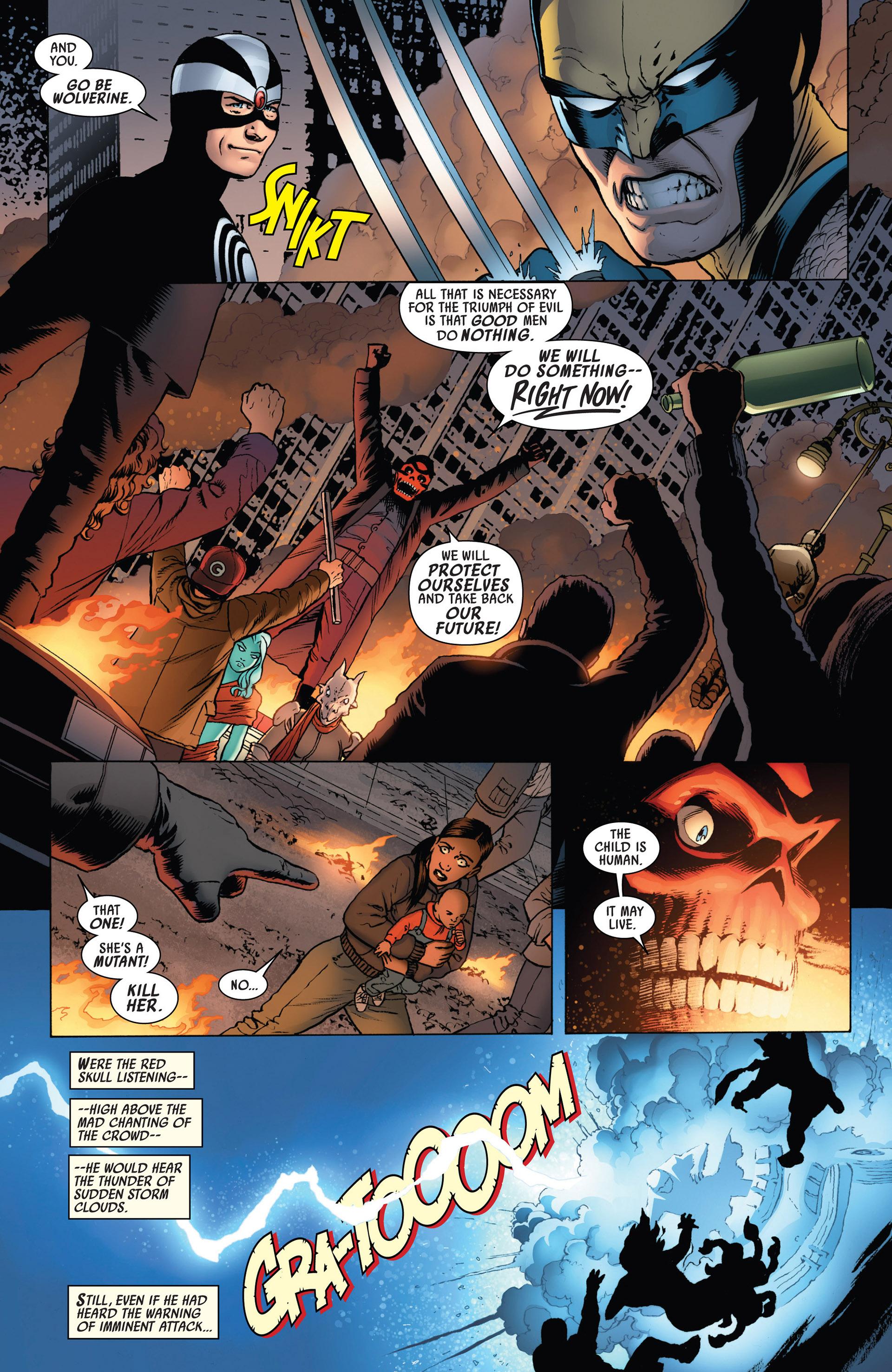 Read online Uncanny Avengers (2012) comic -  Issue #3 - 10