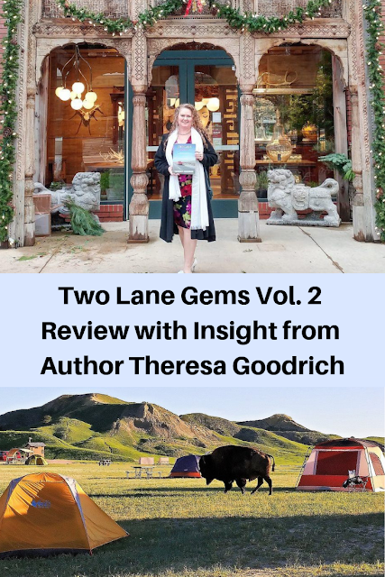 Two Lane Gems Vol. 2 Review with Insight from Author Theresa Goodrich
