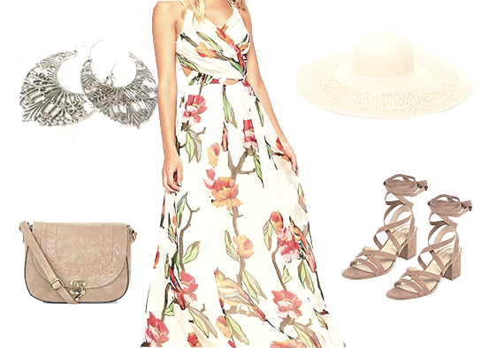 summer outfit ideas - serenbird