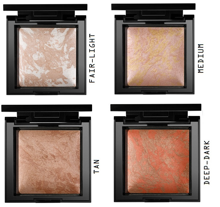 bareMinerals invisible glow Puder Highlighter