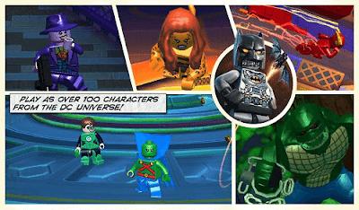 LEGO ® Batman Beyond Gotham v1.10.1 Mod Apk Data (Super Mega Mod)1