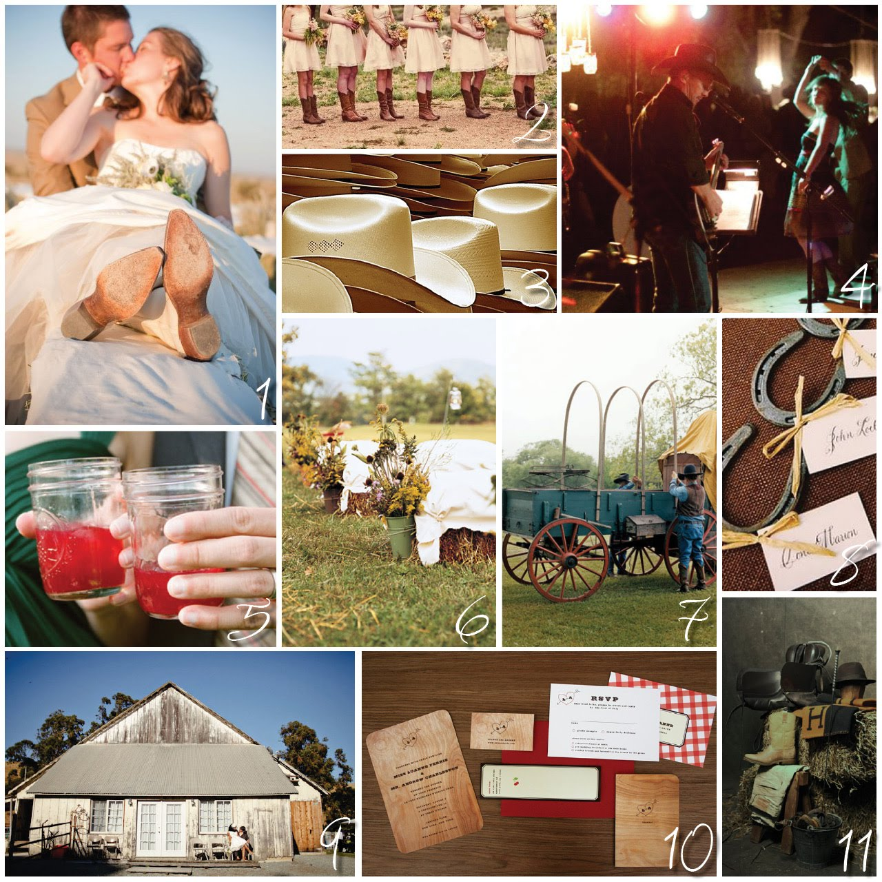 Country Wedding Ideas: Western Wedding Theme Decorations : Have Your Dream Wedding