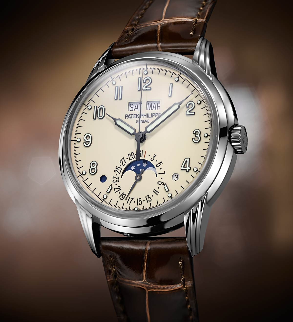 Patek philippe ref 5320g perpetual calendar time and watches for Patek watches