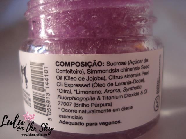 LUSH Sugar Plum Fairy: eu testei