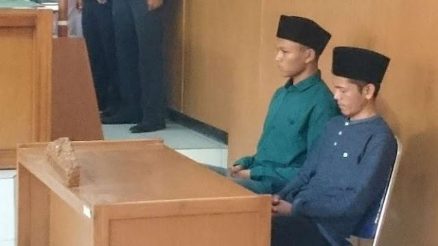 Dua Pembakar Bendera Tauhid di Garut Dihukum Penjara 10 Hari