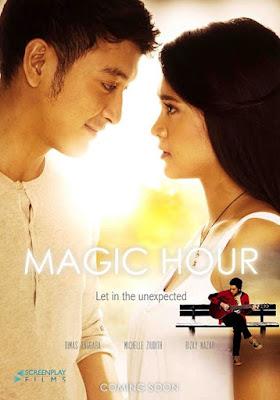 Poster Film Magic Hour