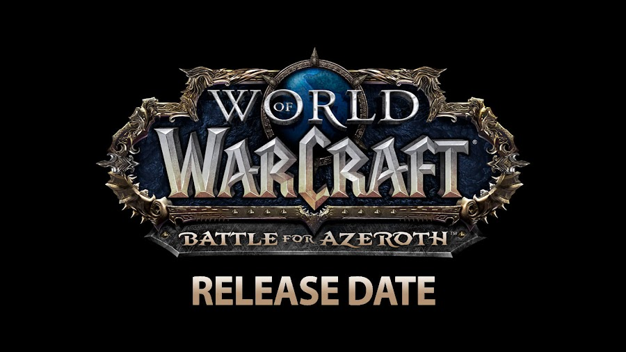 world of warcraft battle for azeroth release