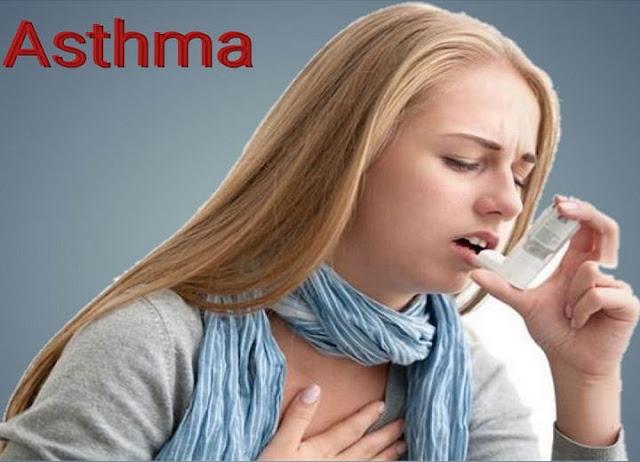 अस्थमा, अस्थमा के लक्षण और अस्थमा को ठीक करने के घरेलू उपाए .