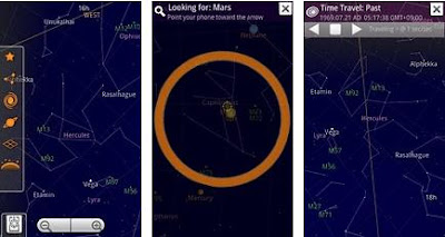 SKY MAP PER SMARTPHONE ANDROID DOWNLOAD GRATIS