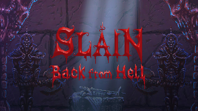 Slain: Back From Hell