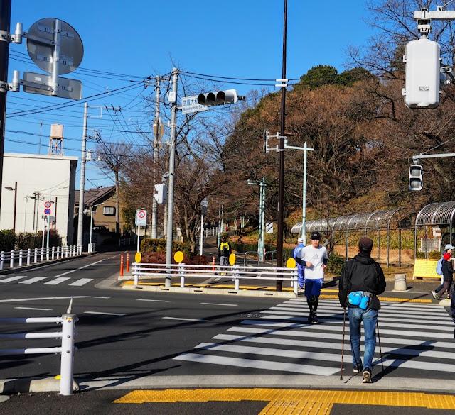 多摩湖自転車道 武蔵大和駅