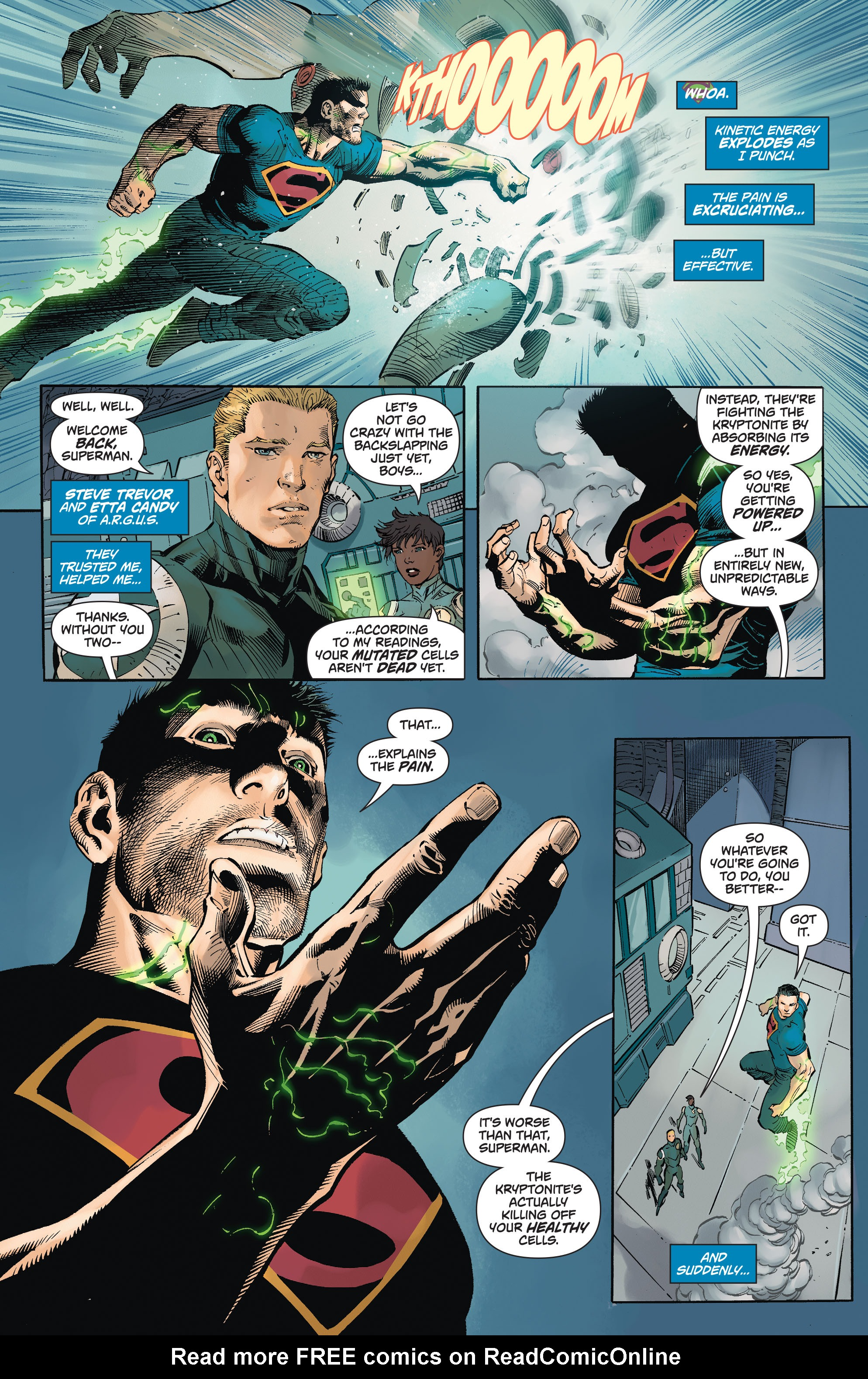 Read online Action Comics (2011) comic -  Issue #49 - 9