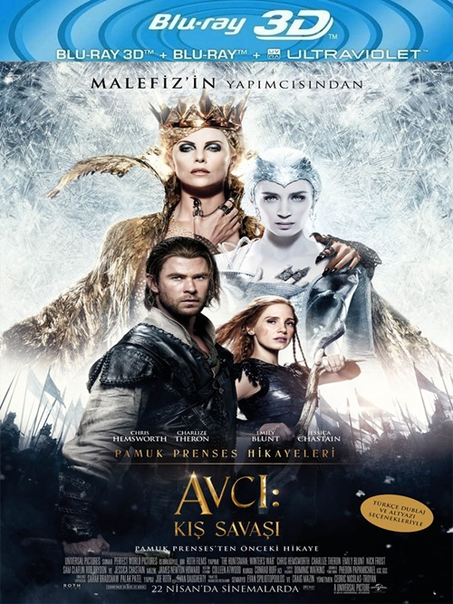 Avcı: Kış Savaşı (2016) 3D Film indir