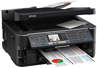 Epson stylus office bx630 fw Wireless Printer Setup, Software & Driver