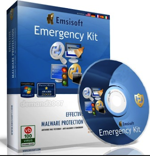 Download Emsisoft Emergency Kit 2017 Offline Installer free