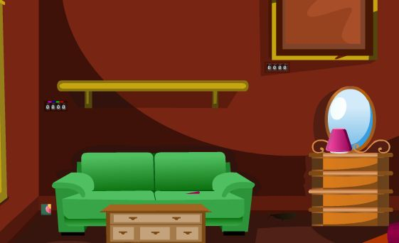 ZooZooGames Majestic Room Escape Walkthrough