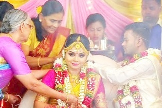 Indian Wedding Filmmaker I Sharanraj Krishnaveni