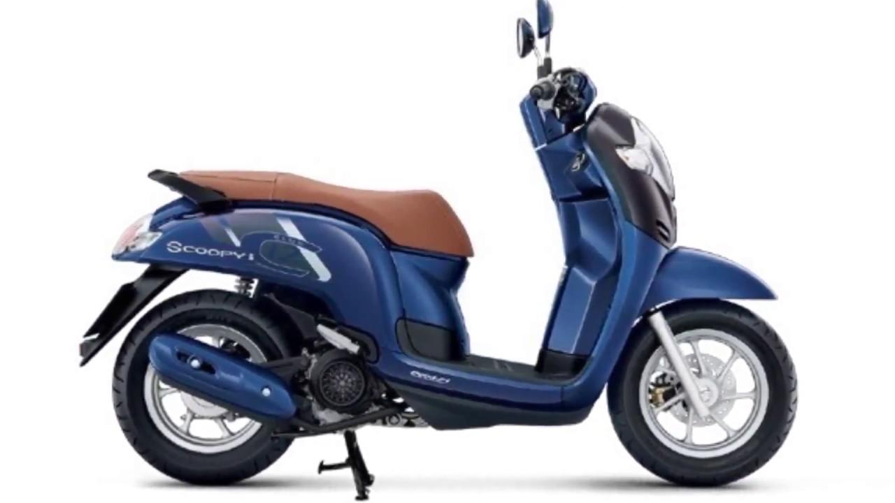 Cash Dan Kredit Motor Honda Scoopy Terbaru Di Garut Dealer Sepeda Motor Forum Motor