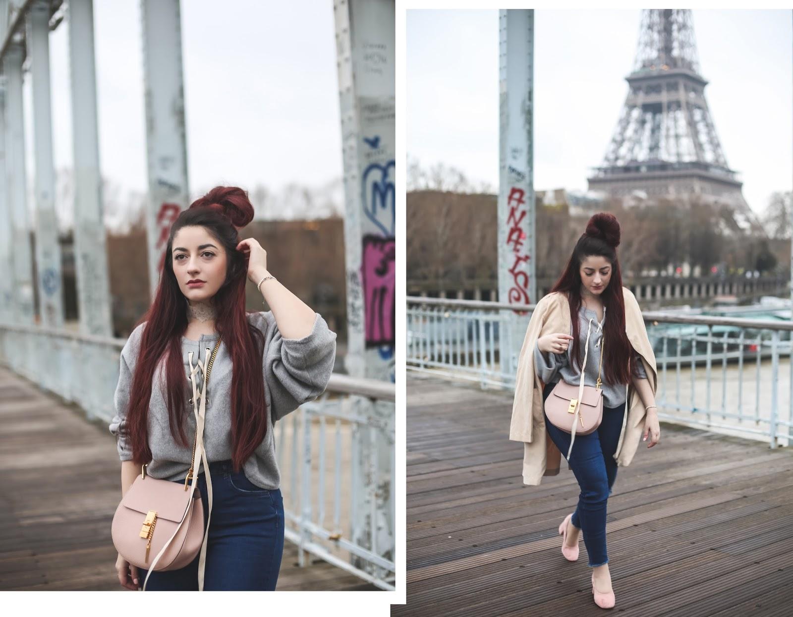 pull à lacets blog mode