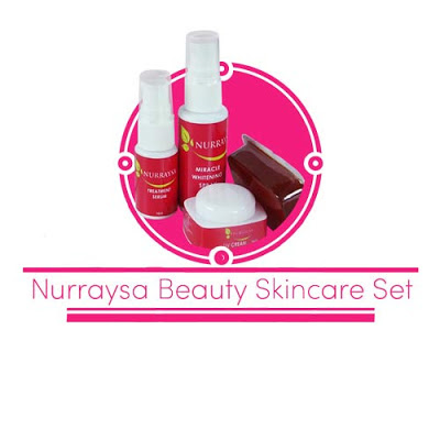 Set Skincare Nurraysa Beauty Trial Pack