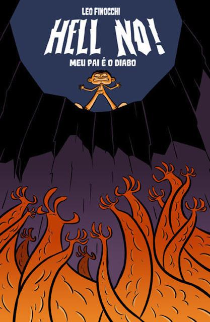 Quadrinhos | Hell NO! - Meu Pai é o Diabo