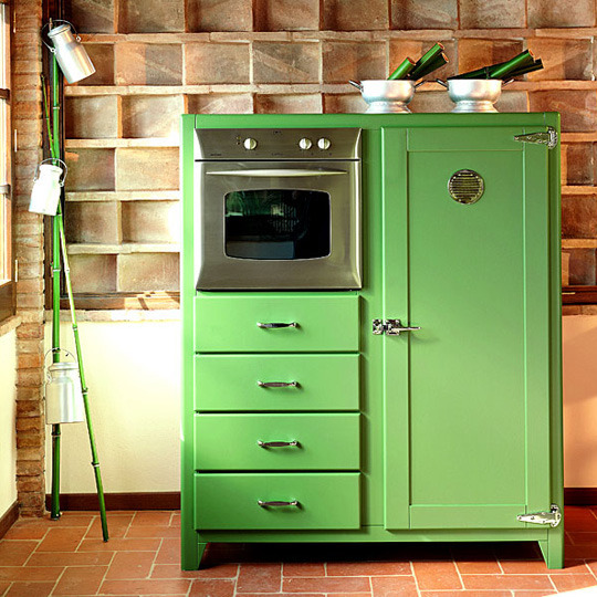 Vintage Fridge: Today's Treasure By Jen: Portobello Street Refrigerators