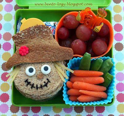 бутерброды на детский стол с фото
