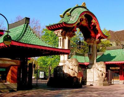 حديقة الحيوان وإكواريوم برلين
