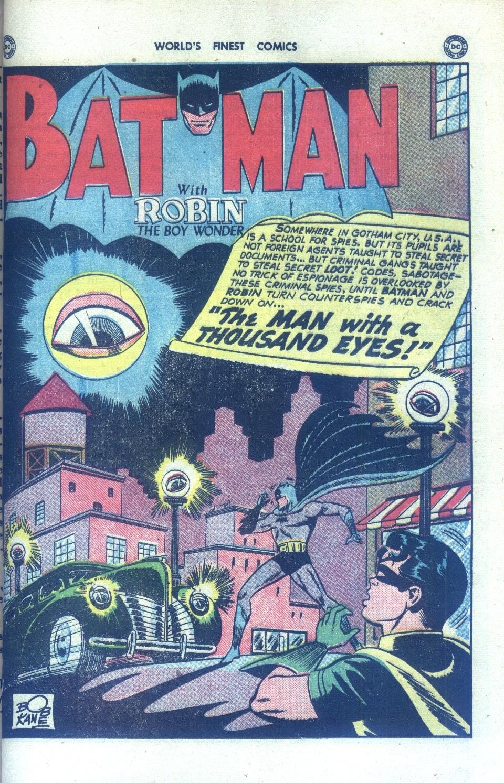 Read online World's Finest Comics comic -  Issue #43 - 61