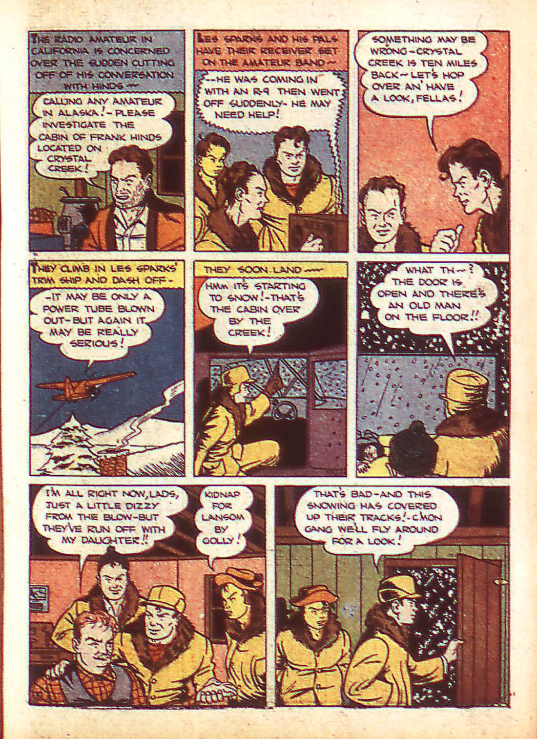 Flash Comics issue 22 - Page 27